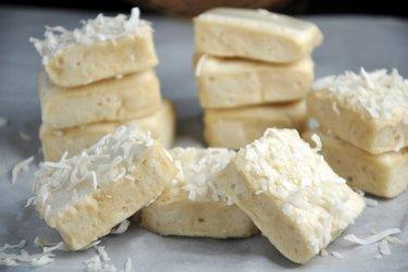 Gezonde Zelfgemaakte Marshmallows