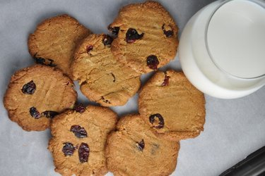 De Beste Gezonde Krokante Kikkererwtenkoekjes (Glutenvrij)
