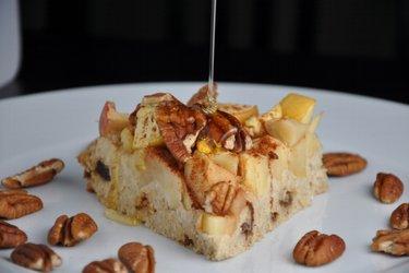 Appel-Havermout Taart (Bloemloos en Glutenvrij)