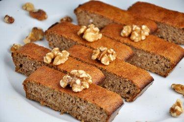 Makkelijke Walnotencake met 3 Ingrediënten (Glutenvrij)