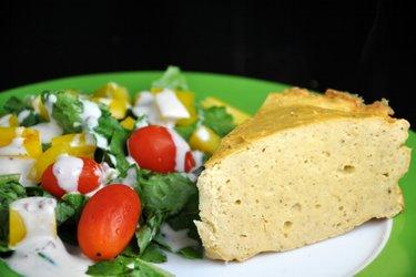 Gezond Kipgehaktbrood