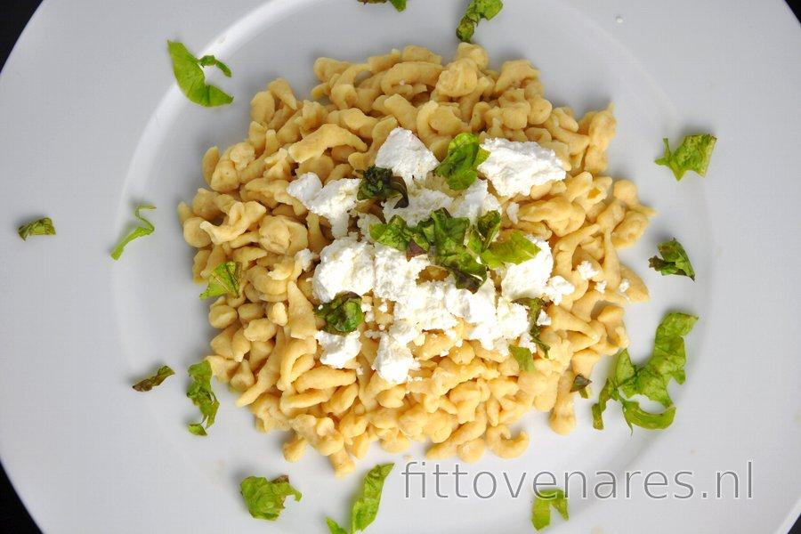 Gezonde Glutenvrije Kikkererwten-gnocchi (Glutenvrij)