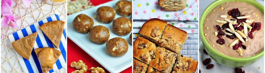 Gezonde Dessertrecepten met Pindakaas