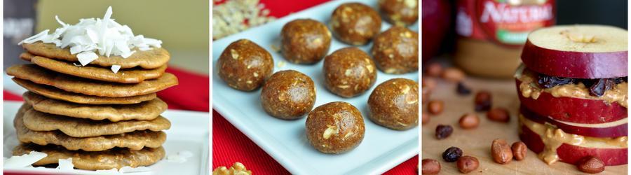 Gezonde Snackrecepten met Pindakaas