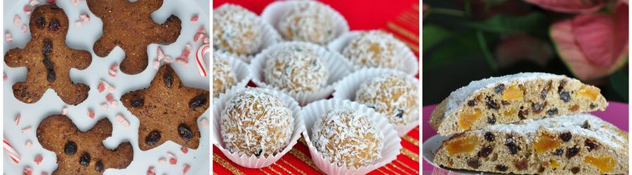 Gezonde Suikervrije Feest- en Kerstrecepten