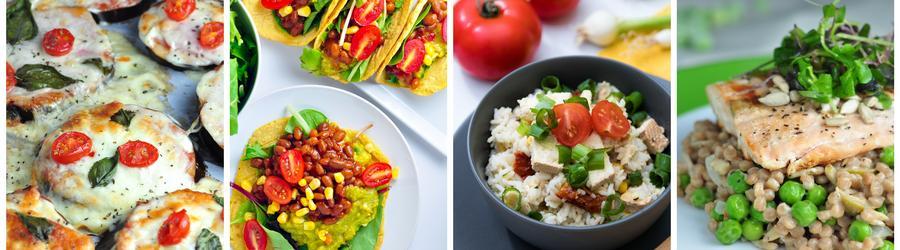 Makkelijke & Gezonde Diner- en Lunchrecepten