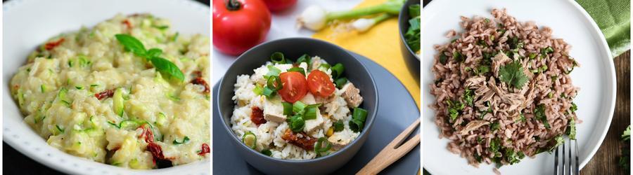 Eiwitrijke Rijstrecepten