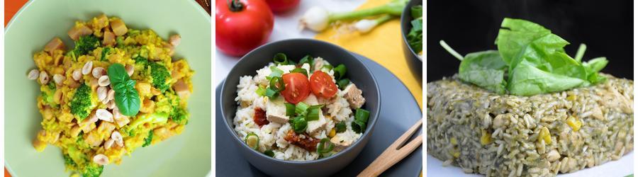 Gezonde Veganistische Rijstrecepten