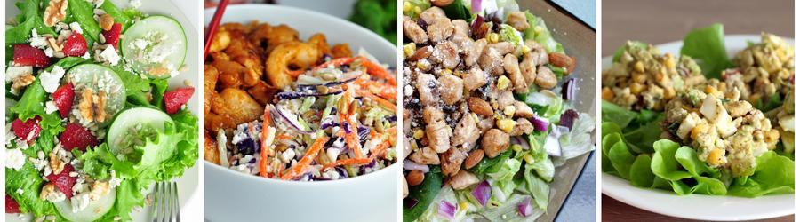 Gezonde Saladerecepten