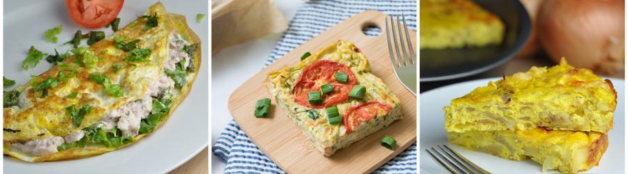 Caloriearme Eierrecepten voor Gewichtsverlies