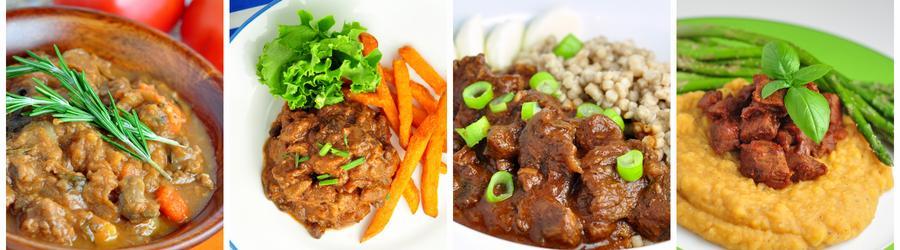 Makkelijke & Gezonde Rundvleesrecepten