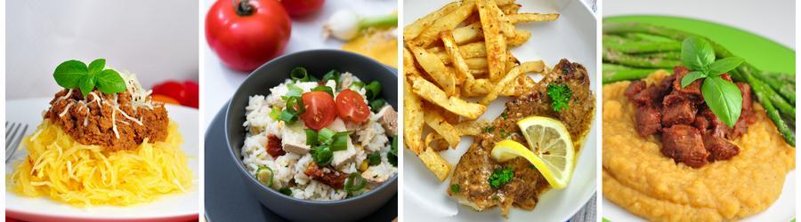 Gezonde Glutenvrije Diner- en Lunchrecepten