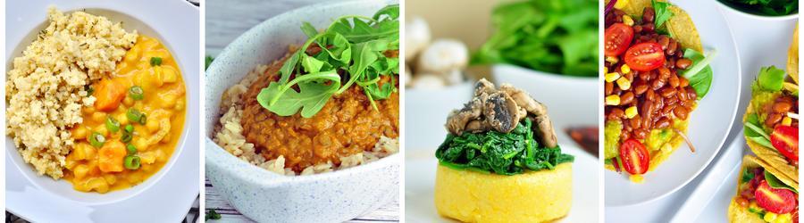 Gezonde Veganistische Diner- en Lunchrecepten