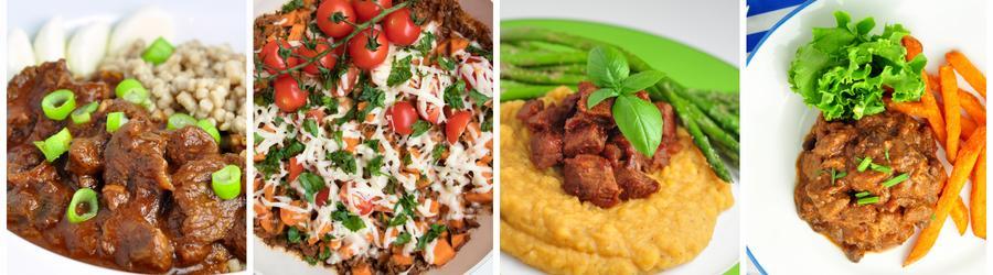 Gezonde Diner- en Lunchrecepten met Rundvlees