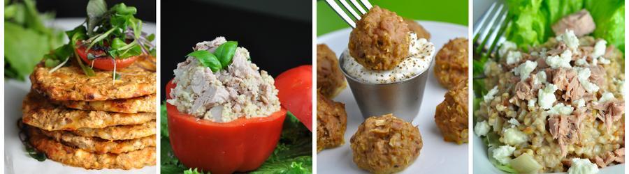 Gezonde Diner- en Lunchrecepten met Tonijn