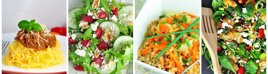 Gezonde Diner- en Lunchrecepten met Groente