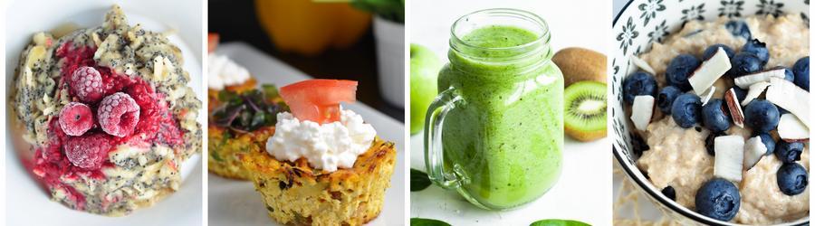 Caloriearme Ontbijtrecepten voor Gewichtsverlies