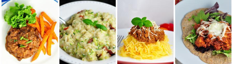 Eivrije Diner- en Lunchrecepten