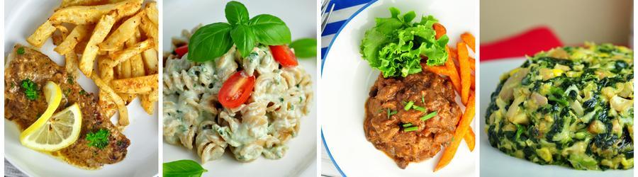 Eiwitrijke Diner- en Lunchrecepten