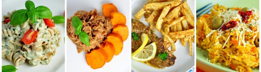 Caloriearme Diner- en Lunchrecepten voor Gewichtsverlies