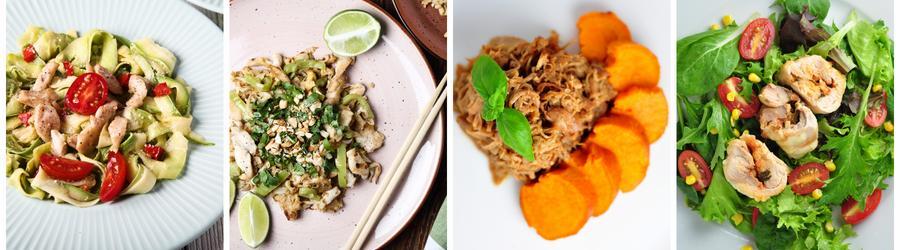 Gezonde Diner- en Lunchrecepten met Kip
