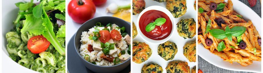 Vegetarische Recepten (Zonder vlees)