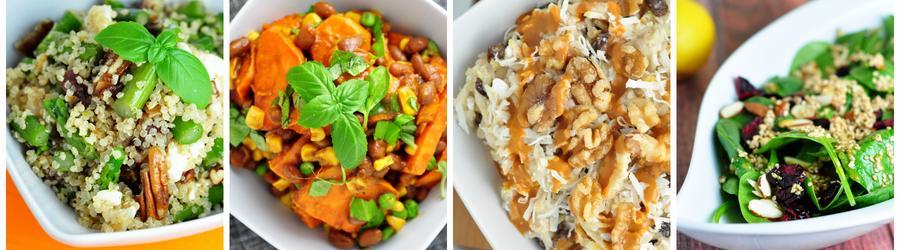 Gezonde Veganistische Saladerecepten