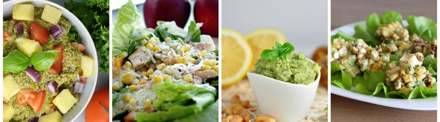 Gezonde Saladerecepten met Avocado